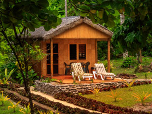 Fiji Island accommodation