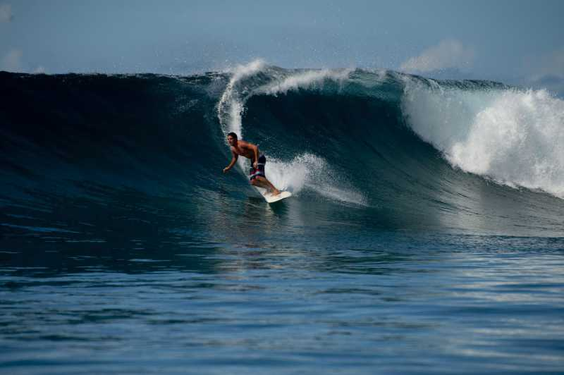 SURFING_MAQAI RESORT_QAMEA_ FIJI