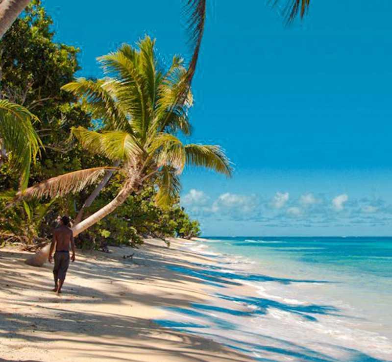 Fiji Beaches: About Maqai Fiji Surf Resort
