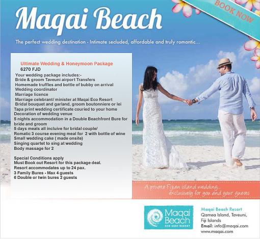 Download Wedding Packages Brochure
