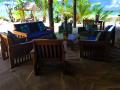 Sandbar seating