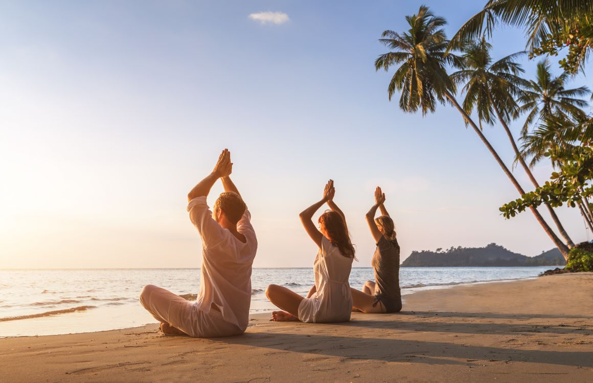 What Do Our Yoga Fiji Sessions Include