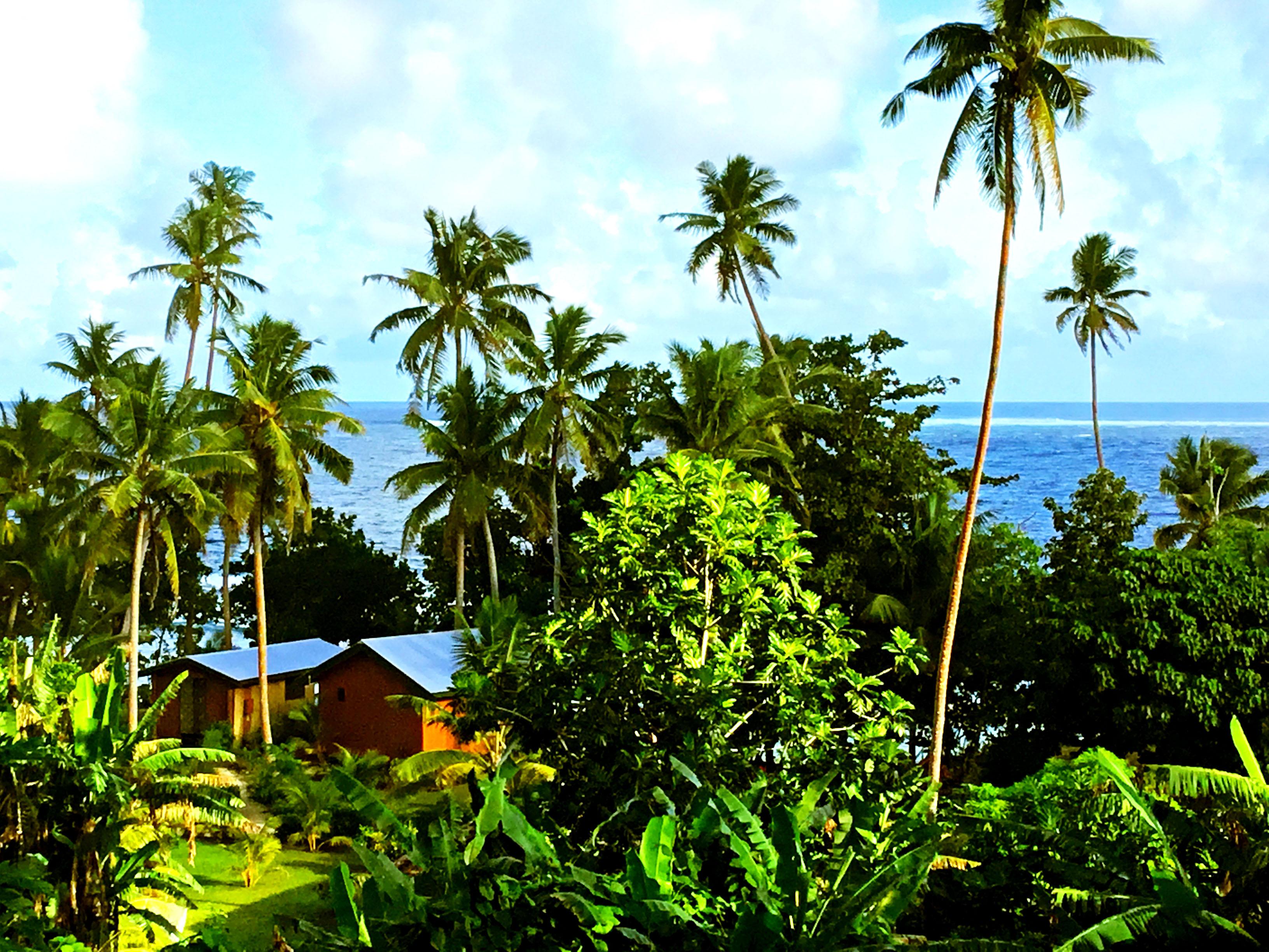 The Sandbar Is Heart Of Maqai Beach Eco Resort
